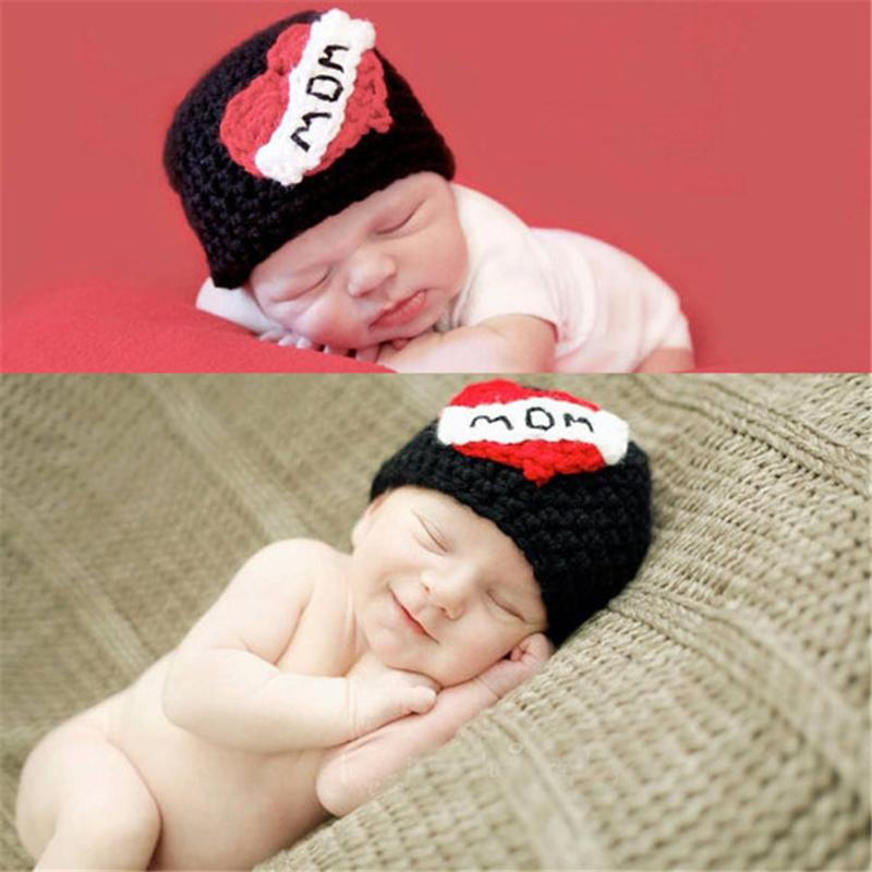 Демисезонный детские трикотажные теплый хлопок Шапка-бини для одежда для малышей Детская для девочек и мальчиков Dady мама печати Детские Ша...