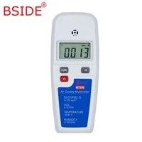 Smog Detector PM2.5 Tester EET100 Air Quality Multimeter Dust Temperature Humidity Meter Formaldehyde Environment Detector