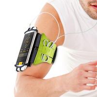 4 6 zoll Arm Tasche Drehbare Universal Sport Arm Band Telefon Fall Tasche für Lauf Arm Band Halter von das Telefon Auf Die Arm Abdeckung-in Armbinden aus Handys & Telekommunikation bei