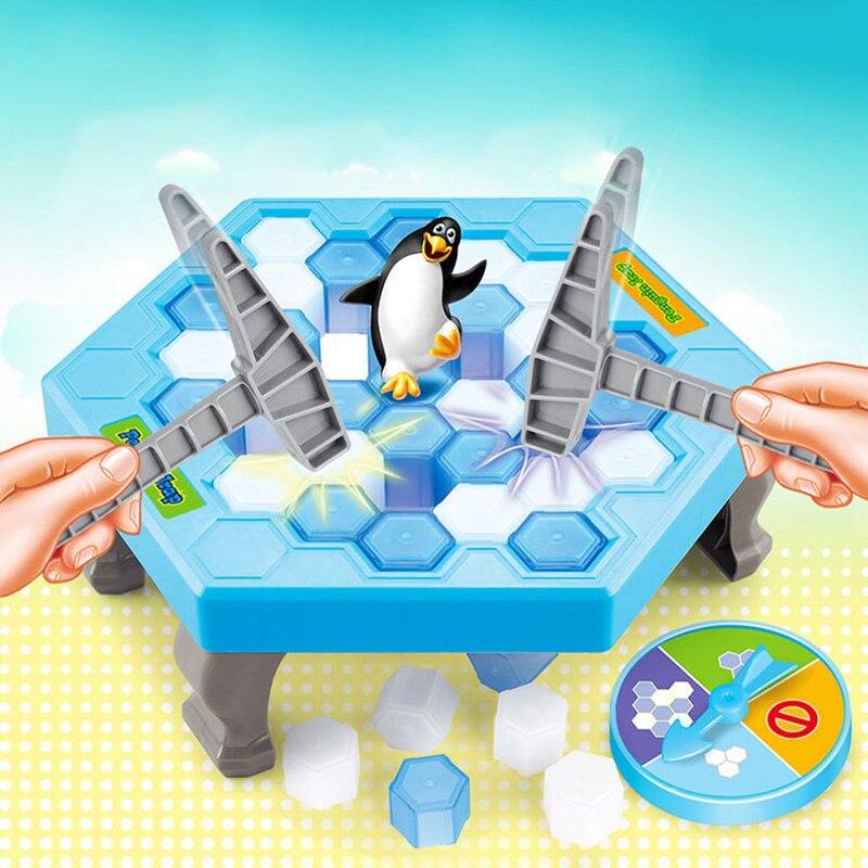 Pingouin Janp Activer Board Game Family/Partie Enfants Avec Les Parents Drôle Puzzle Game Hot Jeu Intéressant