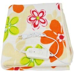 Электрическое одеяло с подогревом 150*70 см, размер, пальцы ноги, грелка, плюшевый нагреватель, матрас, грелка для тела, безопасность, одиночная...