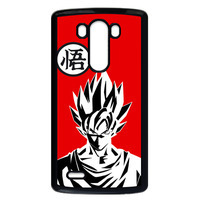 Dragon Ball Z Goku Special Cover Case for LG