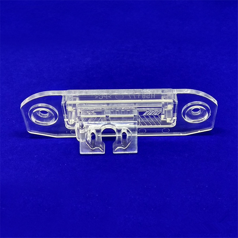 Car Rear View Camera Bracket License Plate Mount For Volvo S40 S40L V40 V50 V60 S60 S60L XC60 C70 V70 XC70 S80 S80L XC90 Vehicle Camera     - title=