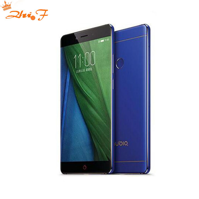 ZTE Nubia Z11 NX531J Borderless 4GB RAM 64GB ROM Mobile Phone Snapdragon 820 Quad core 16.0MP Fingerprint
