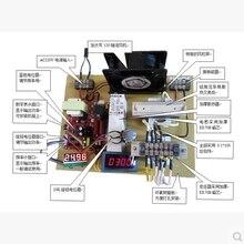 Ультразвуковой генератор, ультразвуковой источник питания, 300 Вт Обнаженная пластина, подсчет частоты, регулировка мощности частоты развертки