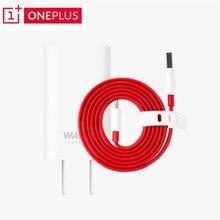 Orijinal OnePlus çözgü şarj 30 güç adaptörü güç C tipi kablo ile 150CM hızlı şarj OnePlus 7Pro şarj 30 güç paketi