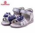 FLAMINGO famosa marca 2016 Recién Llegado de Primavera y Verano Los Niños sandalias de Moda de Alta Calidad para las niñas 61-QS115