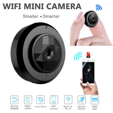 New CCTV Wifi P2P IP 720P HD Mini Camera Wireless Action Cam Bike IR Night Vision Camera Mini DV DVR Camera Video Voice Recorder