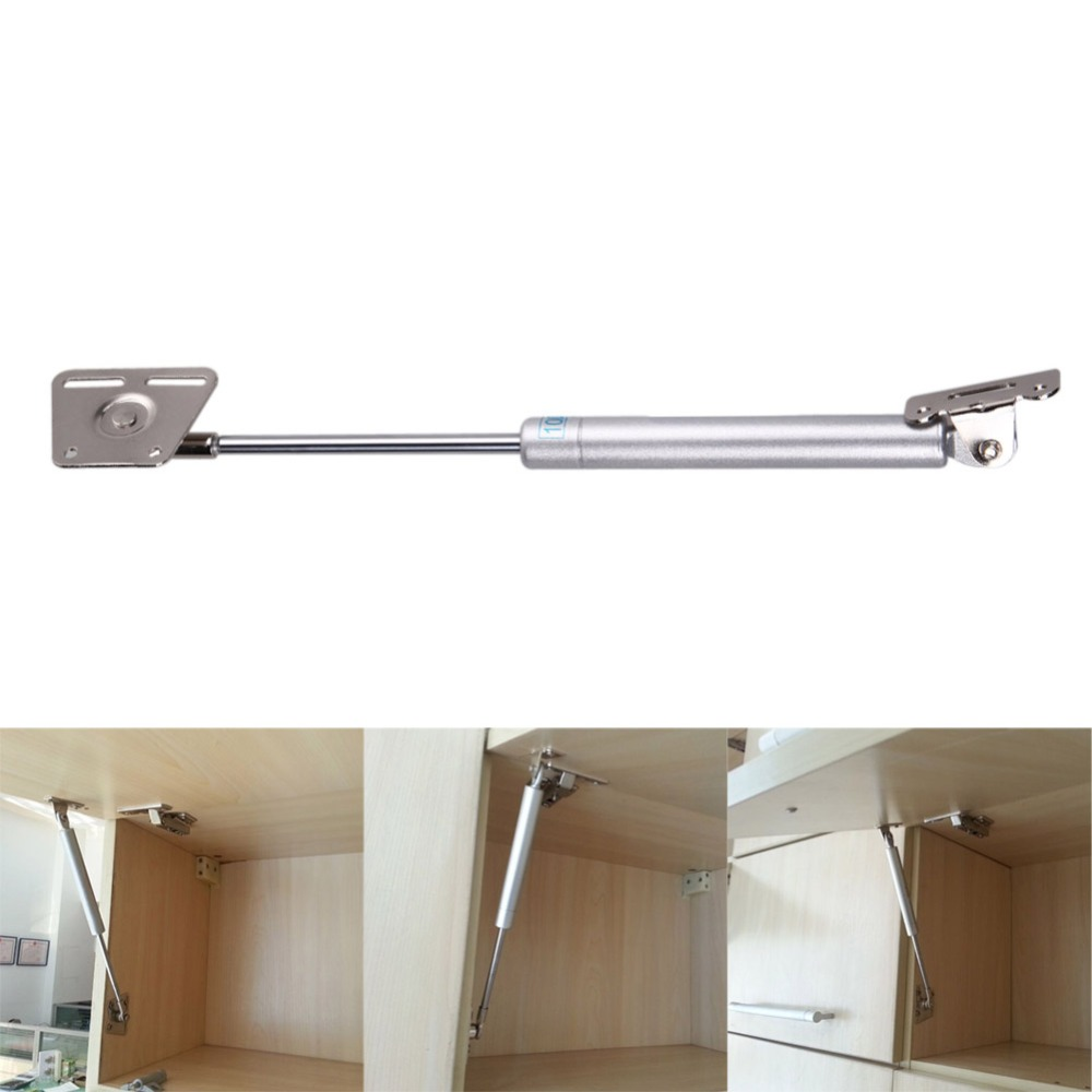 Kitchen Cabinet Door Lift Pneumatic Support Hydraulic Gas Spring Stay Hold PTSP dsha hot 10x soft close kitchen cabinet door hinge hydraulic slow shut clip on plate