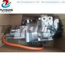 HBC175 автоматический компрессор кондиционера для Honda Civic Hybrid 1.3L 38810RMXA02 5512436 6512436 7512436 140610C, автомобильный компрессор переменного тока