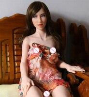 Новинка 156 см реалистичные настоящие силиконовые секс куклы японская Реалистичная секс кукла для мужчин киска Вагина анальный Аниме Сексуа