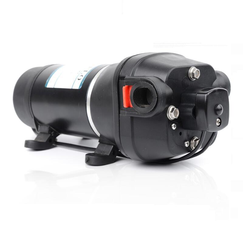 FL-32 110 V 220 V petit ménage électrique pompe à eau chauffe-eau Booster auto amorçage pompe température contrôle pression - 2