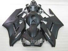 Injection molding top selling fairing kit for Honda CBR1000RR 04 05 matte black fairings set CBR1000RR 2004 2005 PR12