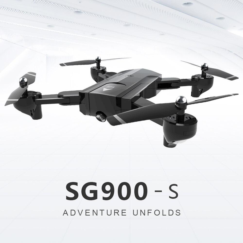 Posicionamiento GPS SG900s RC helicóptero plegable Drone con 720 p 1080 p WiFi cámara automática Me sigue función Rc Quadcopter