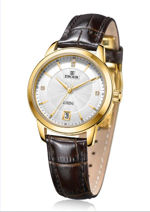 EBOHR brand luxury machinery successful ladies Mechanical watch waterproof business casual fashion watch 2019 new Ebohr 11140245EBOHR brand luxury machinery successful ladies Mechanical watch waterproof business casual fashion watch 2019 new Ebohr 11140245
