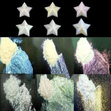 Resin Dye Polarized Powder Mica Pearl Pigments Colorants For Soap Resin Jewelry