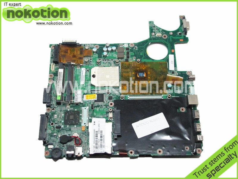 NOKOTION A000036980 For toshiba Satellite A300 P300 P300D Laptop motherboard  DDR2 Good quanlity Tested for toshiba satellite l745 l740 intel laptop motherboard a000093450 date5mb16a0 hm65 tested