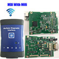 GM Mdi Auto Scanner Multiple Interface de Diagnóstico MDI opel Wi-fi OBD2 OBDII Scanner de Diagnóstico Do Carro-Ferramenta Sem Software Real