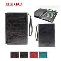 Wallet Crocodile PU Leather Case Cover For Lenovo Tab2 A8 A5500 A8 50 Universal 8 Inch