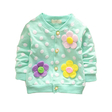 Free shipping spirng autumn new lace bow cardigan girl children baby long sleeve