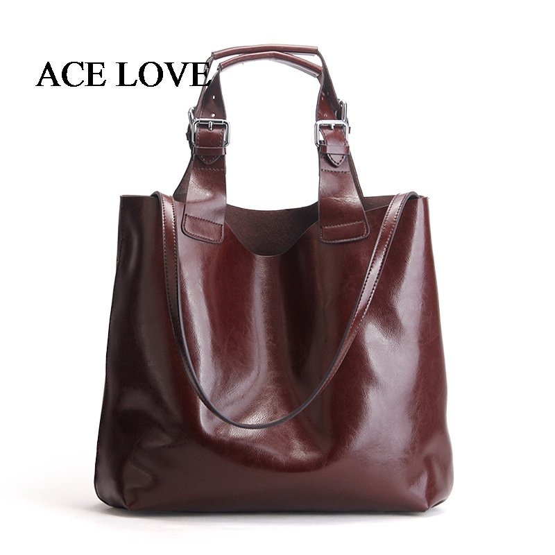 Women Leather Should Bag & Handbag 2017 Spring Female Luxury bags Ladies Fashion Large Capacity Tote for WomenWomen Leather Should Bag & Handbag 2017 Spring Female Luxury bags Ladies Fashion Large Capacity Tote for Women