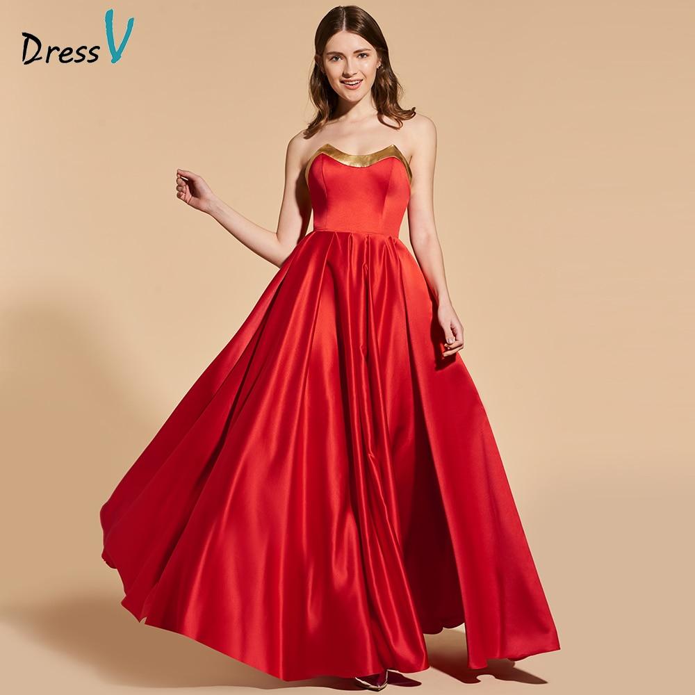Großzügig Rotes Kleid Für Prom Ideen - Hochzeit Kleid Stile Ideen ...