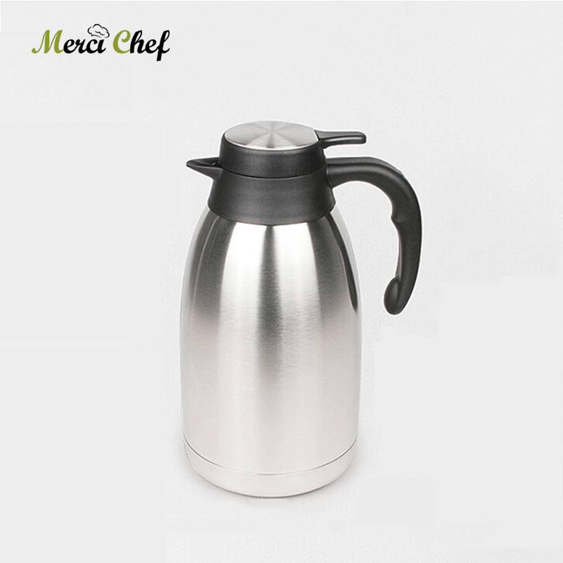 ITOP Strainless Steel Thermos Bottle Thermal Cup Household Vacuum Thermal Flasks Coffee 1L/1.5L/2L Thermos Water Bottle Thermos my favouite travel mug tea coffee water vacuum cup thermos bottle stainless steel water bottle mug ice cream