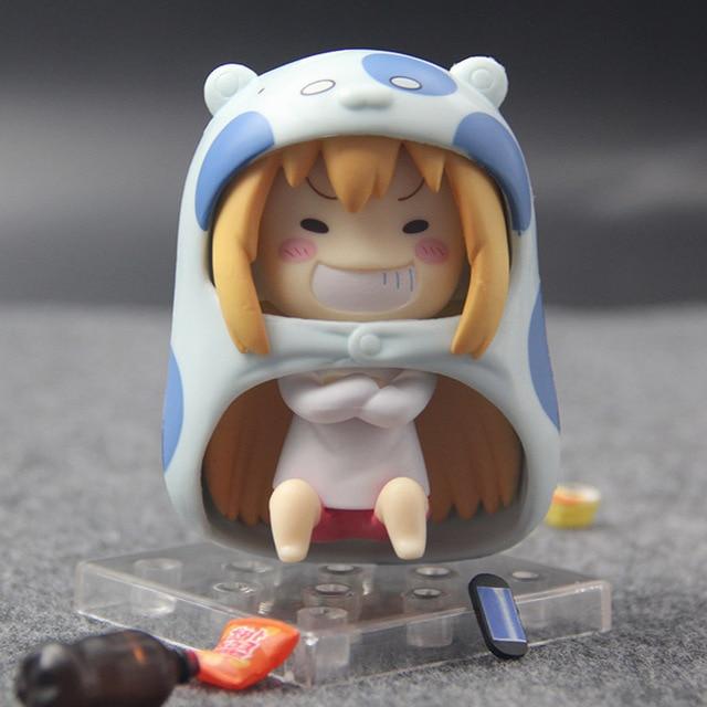Nendoroid 524b Lolita Himouto! Umaru Chan Himono Doma PVC Action Figures Model Toy Doll 3