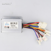 LK 03 250W DC24V Brushed Motor Speed Controller Electric Scooter Bicycle Brush Controller Ebike Electric Bicycle