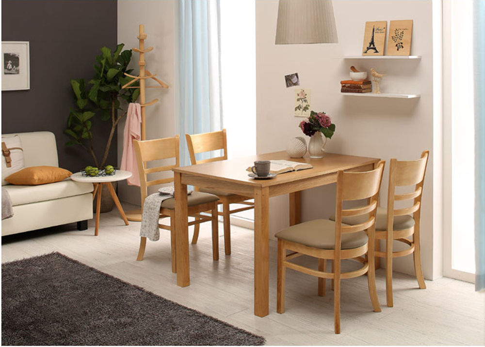 Emejing Dining Table For Small Apartment Contemporary - Interior ...
