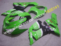 Hot Sales,New design For Kawasaki ZX 6R Ninja 2005 2006 fairings ZX 6R 636 ZX6R 05 06 ZX636 fashion cowling (Injection molding)
