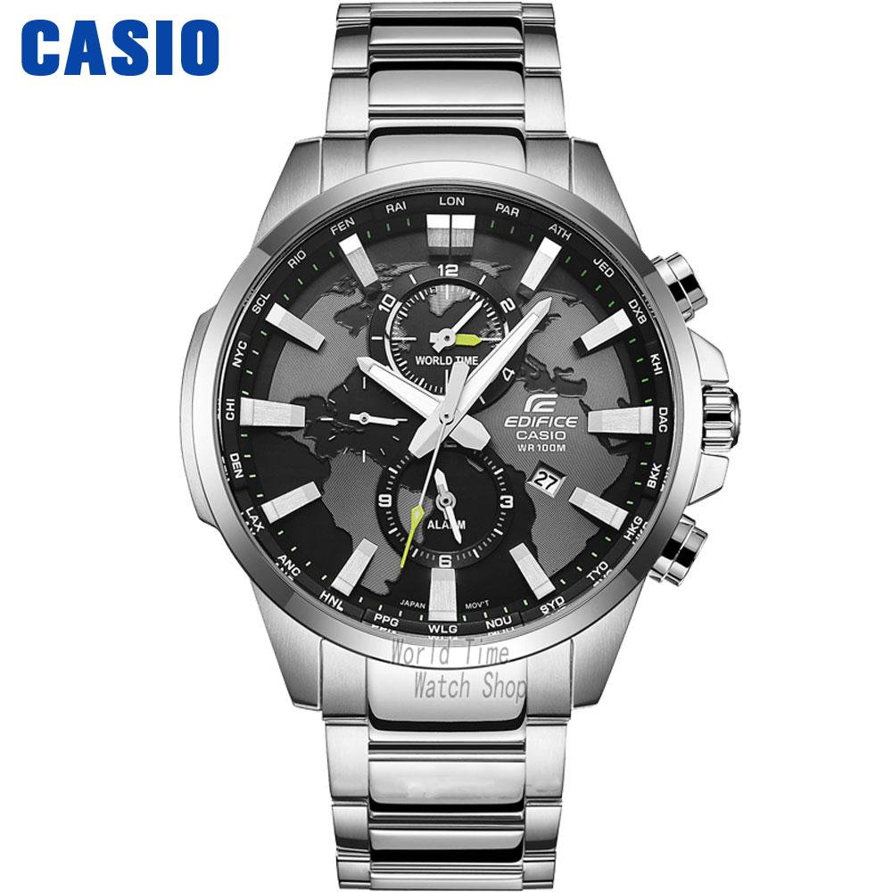 Casio watch Fashion business waterproof watch EFR-303D-1A EFR-303D-7A EFR-303L-1A EFR-303PG-2A