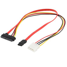 Power-Adapter-Cable Hard-Drive Sata-To-Ide Serial Professional 15-22pin NEW 7 Aug16 4P