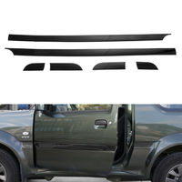 Decoration Car Body Door Side Molding Cover Trim Styling Sticker Fit For Suzuki Jimny 2007 2015