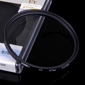 Image 4 - ZOMEI 40.5 49 52 55 58 62 67 72 77 82 86mm Ultra Violet UV Filter Filtro Lens Protector for SLR DSLR camera