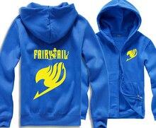 Blue Fairy Tail Hoodies