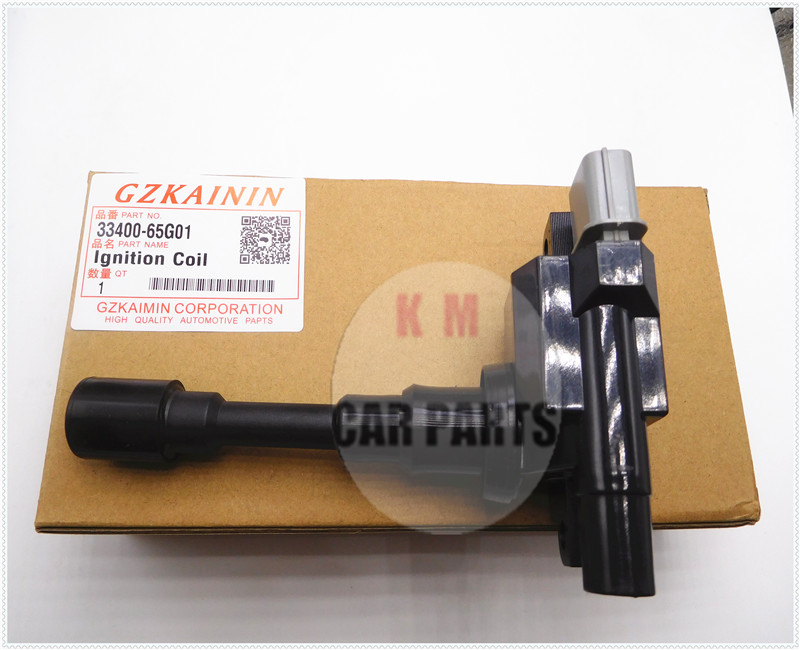 SET 2 100% new Ignition Coil  oem 33400-65G00,33400-65G01 for Suzuki Jimny Liana Swift II III 4WD SX4 4WD Ignis Grand Vitara SET 2 100% new Ignition Coil  oem 33400-65G00,33400-65G01 for Suzuki Jimny Liana Swift II III 4WD SX4 4WD Ignis Grand Vitara