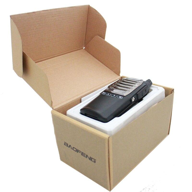 Baofeng UV 8D UV8D Walkie Talkie UHF 400 480MHz 5W 99CH Handy Hunting Radio Receiver With