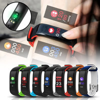 KISSCASE Running Bluetooth Phone Pouch Bag For iPhone X 7 Samsung Xiaomi Charging Screen Smart Wrist Band Mobile Smart Wristband