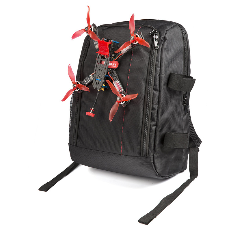 Plecak Fpv Iflight Drone dwukrotnie torba na ramię pakiet aukcja FPV QAV250 IX5 V2 o dużej pojemności w Części i akcesoria od Zabawki i hobby na  Grupa 2