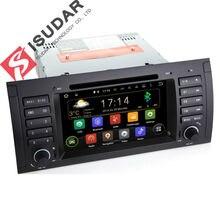 Оптовые! 7 Дюймов Android Dvd-плеер Автомобиля Аудио Для BMW E39/X5/M5/E38 E53 Canbus GPS Навигация Поддержка DAB Fm-радио USB Карта