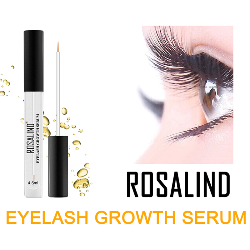 8bf85b7a057 ROSALIND Eyelash Growth Treatments Makeup Longer Thicker Eyelash Serum  Eyelash Enhancer for Eyelash Lash Lifting Eye Care ~ Free Shipping July 2019