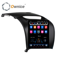 Ownice Vertical 9.7 Android 6.0 Octa Core Car DVD GPS for Kia K3 2013 2016 head unit radio video player 2.5D IPS 32G+2G RAM 4G