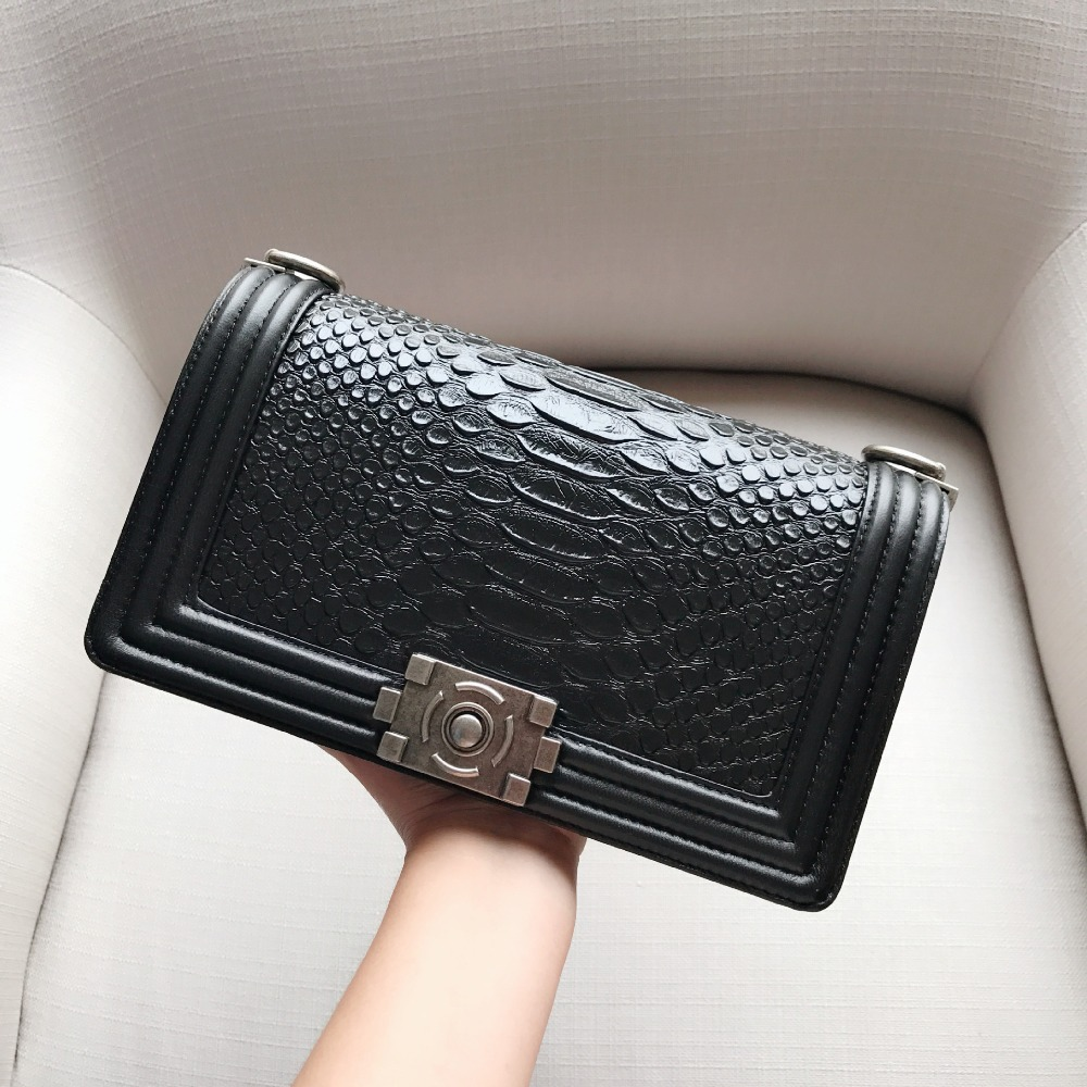 free shipping 2018 the new style sweet wind serpentine sheepskin leather lady fashion bag free shipping 2018 the new style sweet wind serpentine sheepskin leather lady fashion bag