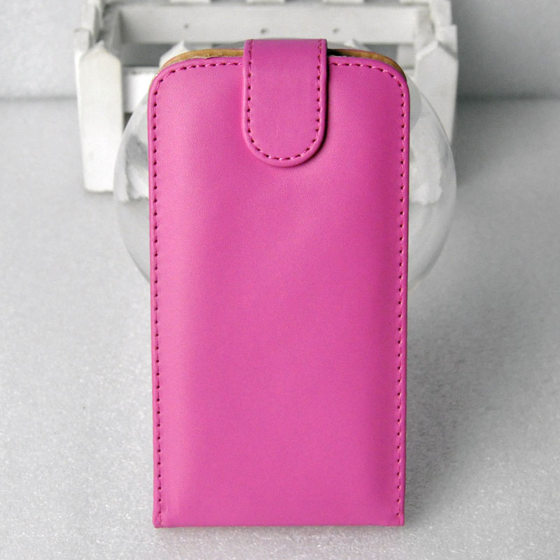For Fly FS553 FS514 FS511 FS510 FS407 Case <font><b>Flip</b></font> Open Up and Down PU Leather Back <font><b>Smartphone</b></font> Cover