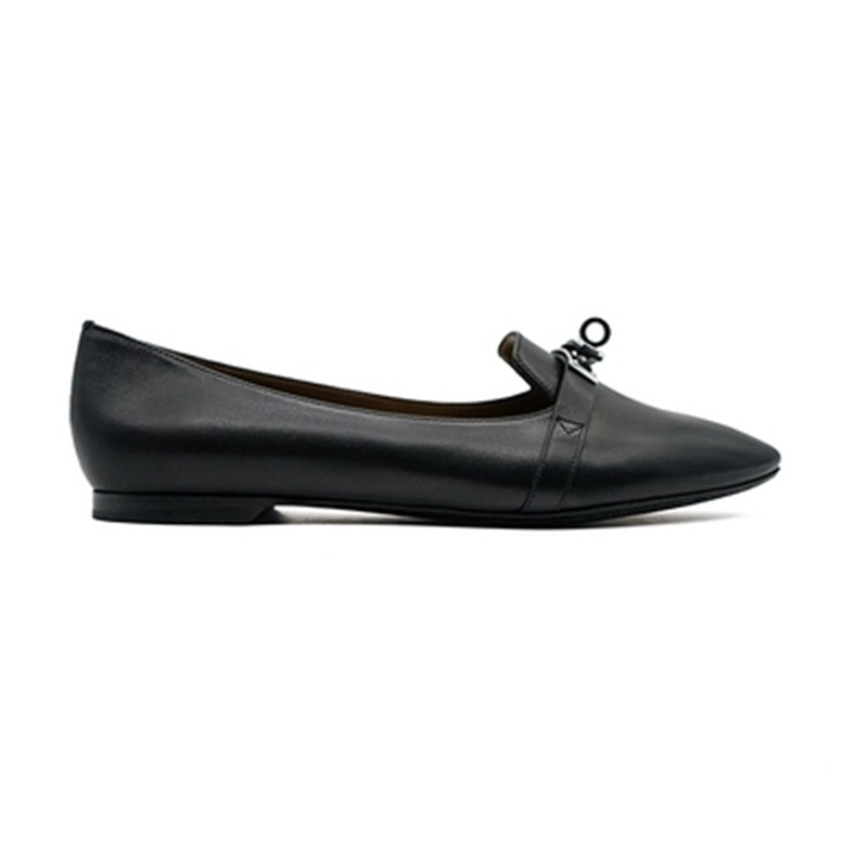 kelly  flats women sharp top shoes summer fashional H genuine really  leather shoes  luxury designer comfortable shoes female-in Women's Flats from Shoes    2