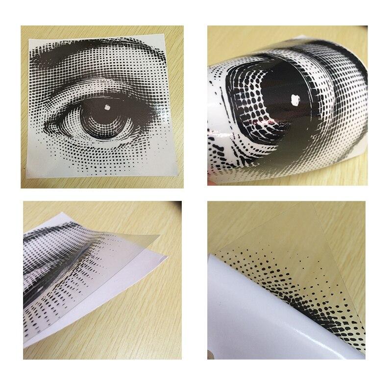 zkfornasetti Fornasetti Autocollant Papier Peint Creative Europ/éen PVC Tile Autocollant Fornasetti Design Carr/é Salon Bar H/ôtel D/écoration-Diam/ètre 10 Cm
