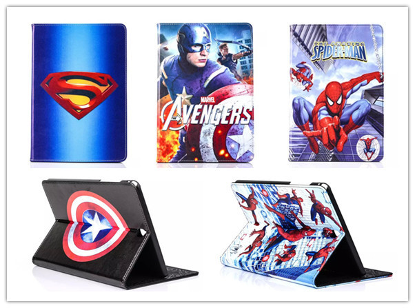 Tablet case cover for samsung GALAXY Tab A 9.7 T555 T550
