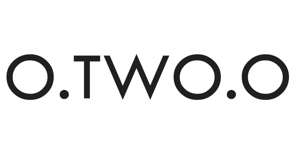 Лого бренда O.TWO.O из Китая