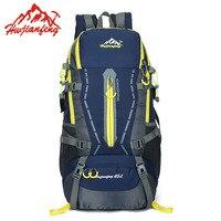 45L Outdoor Bags Backpacks Camping Hiking Traveling Mountain Backpack Sports Bag Sport Trekking Climbing Cycling Waterproof Bag